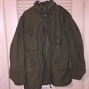 Other - Authentic M-65 Field Jacket